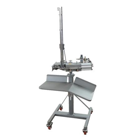 Клипсатор односкрепочный пневматический горизонтальный КН-4СКЕ