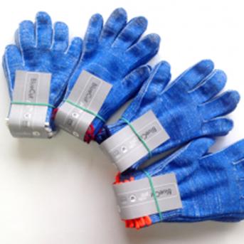 Защитные текстильные перчатки Niroflex BlueCut pro