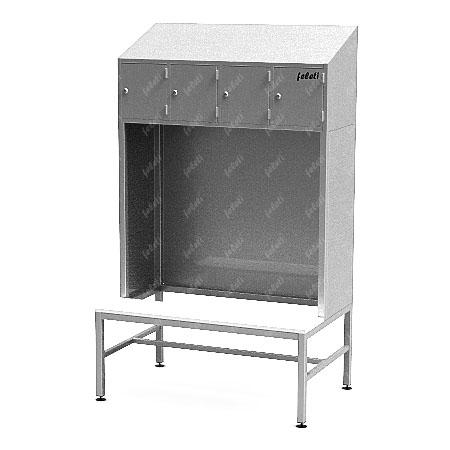 Шкаф гардеробный ШГЯ-4