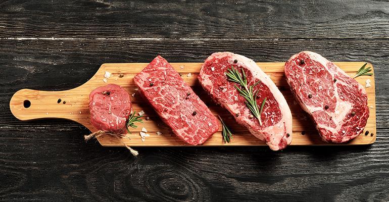 Потребление говядины в США упало на 19%