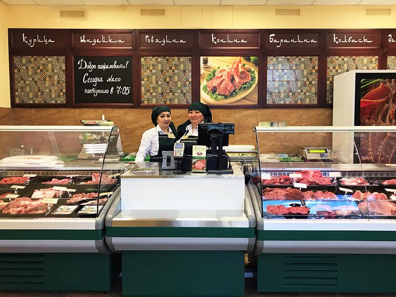В Омске открылась первая Мясная лавка «Сибирские колбасы» в формате «Халяль»