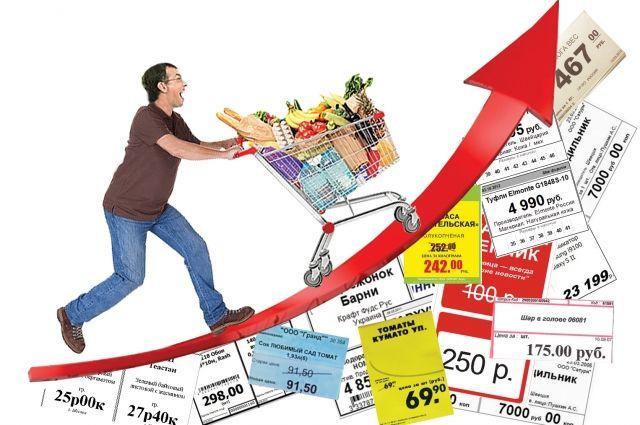 ФАС объяснила необходимость роста цен на продукты