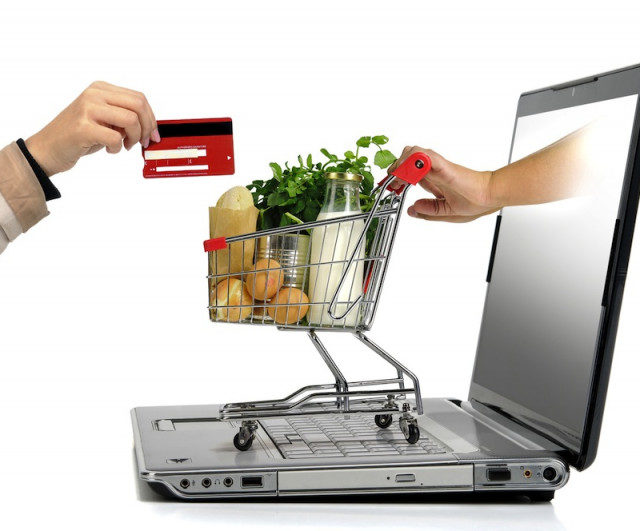 В этом году онлайн-продажи продовольствия вырастут в три раза