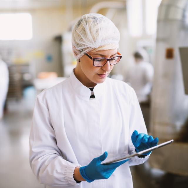 Гигиена персонала на пищевом производстве: основные правила